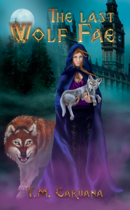 The Last Wolf Fae Cover